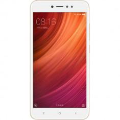 Smartphone Xiaomi Redmi Note 5A 64GB Dual Sim 4G Gold - Telefon Xiaomi