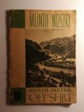 Colectia Muntii Nostri, Nr.7, Muntii dintre Olt si Jiu