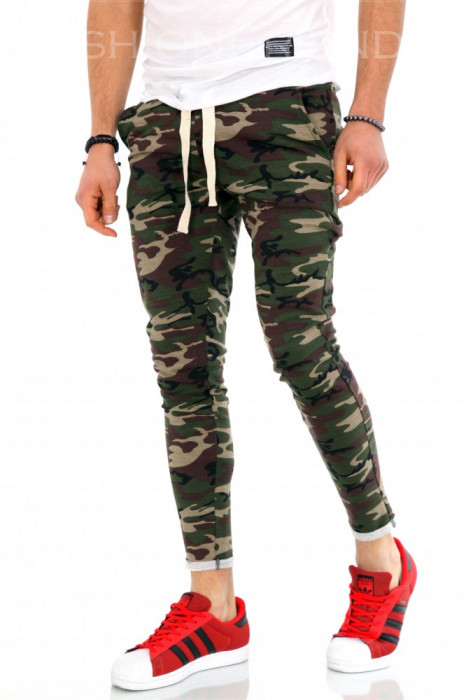 selecție premium design divers cauta Pantaloni de trening army camulfaj - LICHIDARE DE STOC - 9779 ...