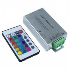 Controller RGB 12A 144W 24 Taste IR