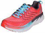 Hoka Clifton 4 W pantofi alergare femei rosu UK 6,5