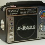 Radio Waxiba MP3 XB6061URT - Boxe PC