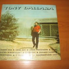 "TONY DALLARA disc vinil 10"" vinyl pickup"