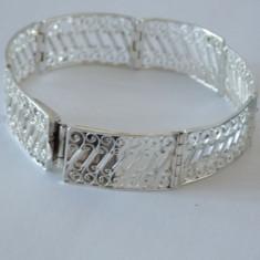 Bratara argint filigran -2117