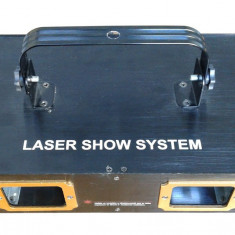 Proiector cu joc de lumini LASER - Laser lumini club