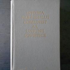 ISTORIA PARTIDULUI COMUNIST AL UNIUNII SOVIETICE  (1960)
