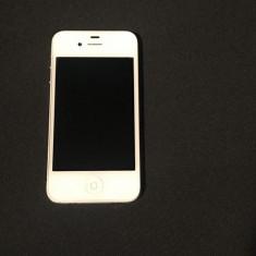 iPhone 4s Apple alb 16 GB neverlock, Neblocat