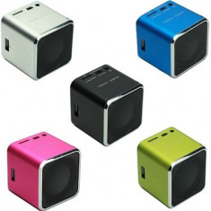 Mini boxa portabila cu display WS-A6
