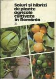 Soiuri și hibrizi de plante agricole cultivate în Romania (vol. 2 ), 1979