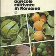 Soiuri și hibrizi de plante agricole cultivate în Romania (vol. 2 )