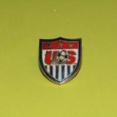 Insigna Federatia de Fotbal din SUA - Insigna fotbal