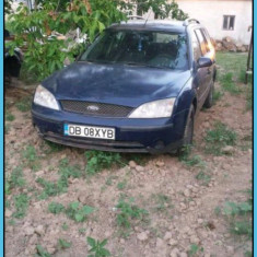 Piese ford mondeo mk3 - Dezmembrari Ford