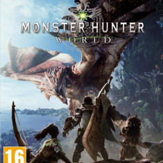 Joc consola Capcom MONSTER HUNTER WORLD XBOX ONE - Jocuri Xbox