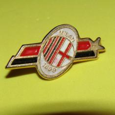 Insigna fotbal - AC MILAN