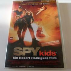 Spy kids - dvd - Film actiune independent productions, Altele
