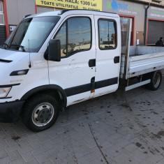 Autoutilitara Camioneta IVECO 35C10 CBB116 DAILY DIESEL-An fab. 2007, 2286 cmc. - Utilitare auto PilotOn