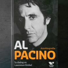 AL PACINO, AUTOBIOGRAFIA in dialog cu LAWRENCE GROBEL (2010)