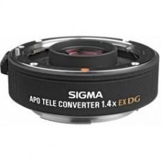 Teleconvertor Sigma APO 1.4x EX DG pentru Nikon F - Teleconvertor Obiectiv Foto
