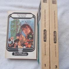 Al Dumas - Contele de Monte-Cristo - 3 vol. - Carte de aventura