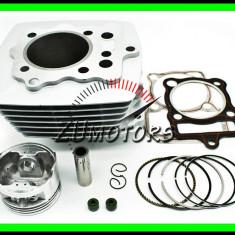 CILINDRU ATV Bashan 200 200cc 63.5MM Aer - Set cilindri Moto