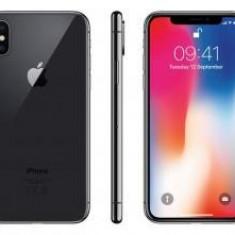 Telefon mobil Apple iPhone X, 256GB, 4G, Space Grey - Telefon iPhone