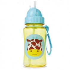 Sticluta cu Pai Girafa - Sticla de parfum