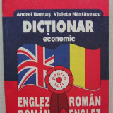 Andrei Bantas Violeta Nastasescu - Dictionar Economic Englez-Roman, Roman-Englez