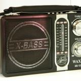 Radio portabil cu MP3 Waxiba XB-121URT - Boxe PC