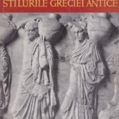 Vasile Dragut  - Stilurile Greciei antice