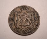 5 bani 1884