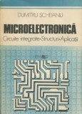 D. Scheianu  - Microelectronică. Circuite integrate, structuri, aplicații, 1988