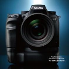 Kit Camera foto DSLR Sigma SD1 Merrill + 17-50mm f/2.8