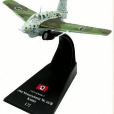 Macheta avion Messerschmitt Me 163B - 1944 scara 1:72 - Macheta Aeromodel