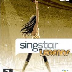 Singstar - Legends - PS2 [Second hand], Board games, Toate varstele, Multiplayer