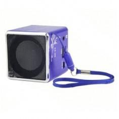 Mini boxa cu mp3 si USB WS-368 - Boxa portabila