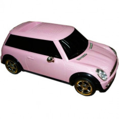 Boxa portabila Mini Cooper cu telecomanda AX-888FM