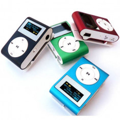Mp3 Player mini - LCD