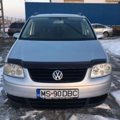 Volkswagen Touran 1.9 Tdi 7 locuri, Up, Motorina/Diesel, Hatchback