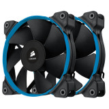 Ventilator Corsair AF Series AF120 Quiet Edition High Static Pressure Dual Pack - Cooler PC
