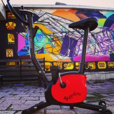 Bicicleta Fitness Sapphire
