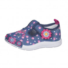 Pantofi sport pentru fete American Club 606/17A - Pantofi copii