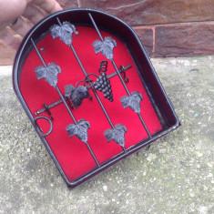 Suport metalic pentru chei !!! - Metal/Fonta