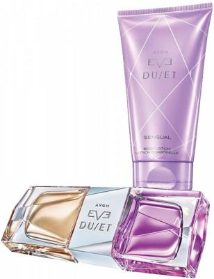 Eve Duet 50 Ml Avon Original Lotiune Corp Apa De Parfum Okaziiro