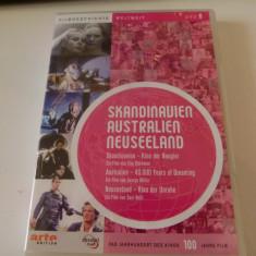 Scandinavien, australien - film doku - dvd - Film documentare independent productions, Altele