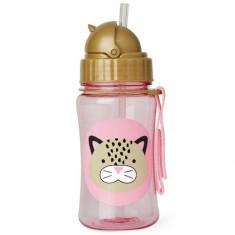 Sticluta cu Pai Leopard - Sticla de parfum