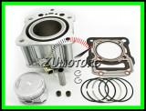 Set Motor 200 ATV 4t Apa ZS200 Piston 63.5mm