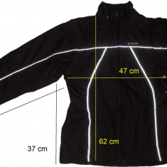Geaca sport BOGNER, detasabila vesta, impecabila (dama S) cod-450121 - Imbracaminte outdoor, Marime: S, Jachete, Femei