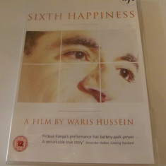 Sixth happines - dvd - Film drama independent productions, Altele