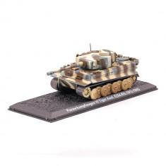 Macheta tanc Tiger Ausf.E - 1943 scara 1:72 - Macheta auto