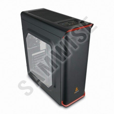 Calculator MEVIUS I5, Intel Core i5 2500 3.3GHz (up to 3.7GHz), 8GB DDR3, GTX580 1536 DDR5, HDD 500GB, Corsair 450W, DVD-RW - Sisteme desktop fara monitor
